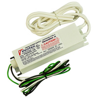 Ventex Technology VT6030CL-120 - Generation III - Self Adjusting - Neon Channel Letter Transformer - Indoor/Outdoor - 100 to 6000 Volt - 30mA - 120 Volt Input
