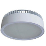 LED Canopy Light - 5,145 Lumens - 60 Watt - 175W Equal Image