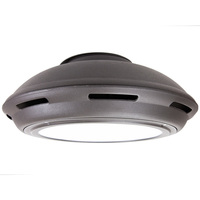 4978 Lumens - LED - Canopy Light - 60 Watt - 66% Less Energy and only 23% Dimmer than 175W MH - 5100 Kelvin - 120-277V