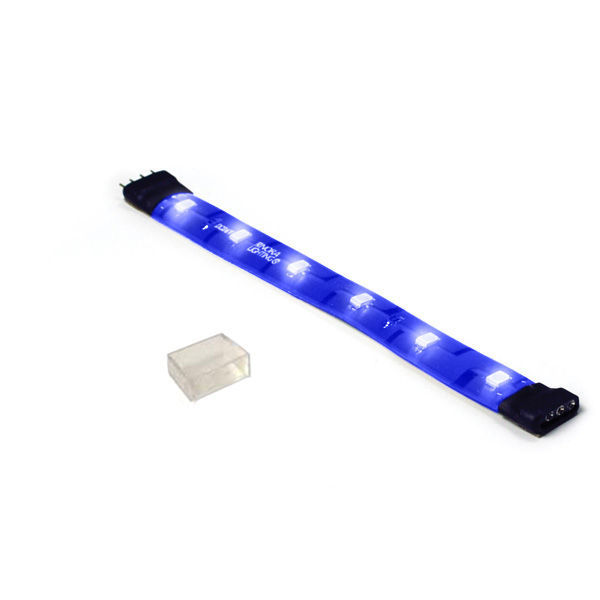 4 in. - Blue - LED Tape Light - Dimmable - 24 Volt Image