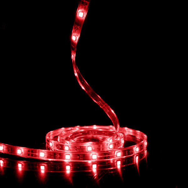 12 in. - Red - LED Tape Light - Dimmable - 24 Volt Image