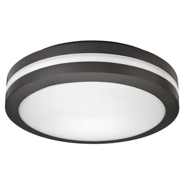 Ceiling Mount Outdoor Light Part - 39: Lithonia OLCFM 15 DDB M4 - LED Round Fixture Image