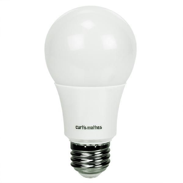 60 Watt Light Bulb: LED - A19 - 9 Watt - 60W Incandescent Equal - 800 Lumens - 5000 Kelvin,Lighting
