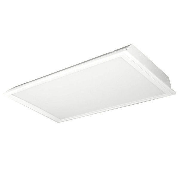 2 x 4 LED Recessed Troffer - 680 Lumens  Image