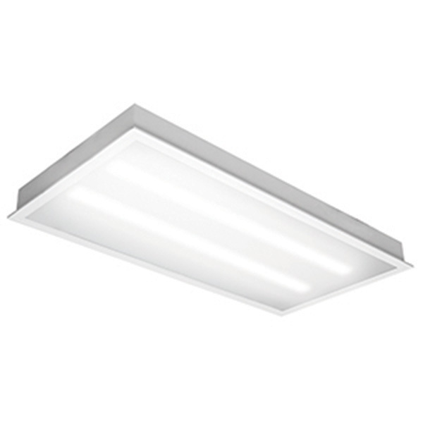 6800 Lumens - 2 x 4 LED Recessed Troffer Image