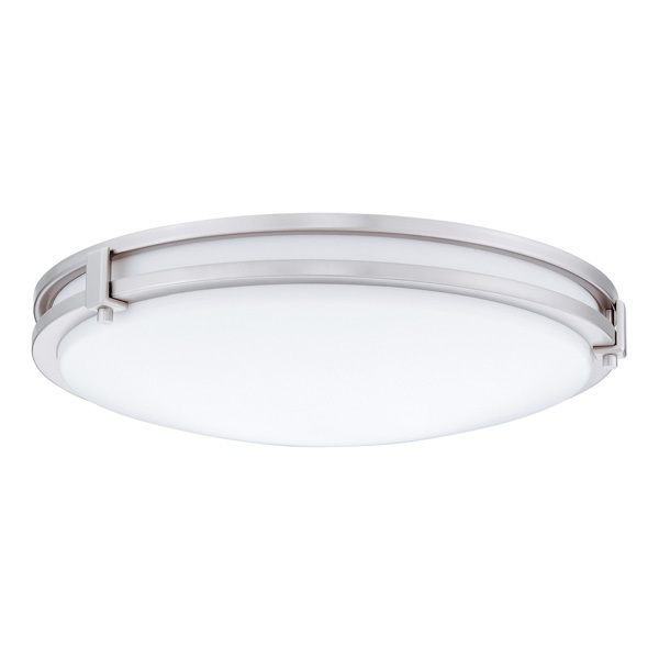 Lithonia FMSATL 13 14830 BN M4 - LED Flush Fixture Image