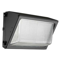 LED Wall Pack with Photocell - 35 Watt - 2100 Lumens - 320W MH Equal - 5000 Kelvin - 100,000 Life Hours - 120-277V - 5 Year Warranty