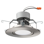 Lithonia - 6 in. Adjustable Eyeball LED Downlight Image