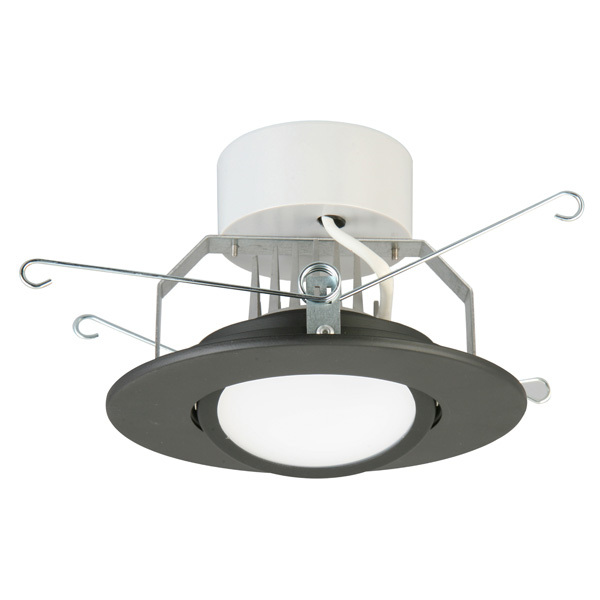 Lithonia - 5 in. Adjustable Eyeball LED Downlight Image