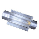 Growlite Cool Tube Reflector - 6 in. Flange AC Unit Image