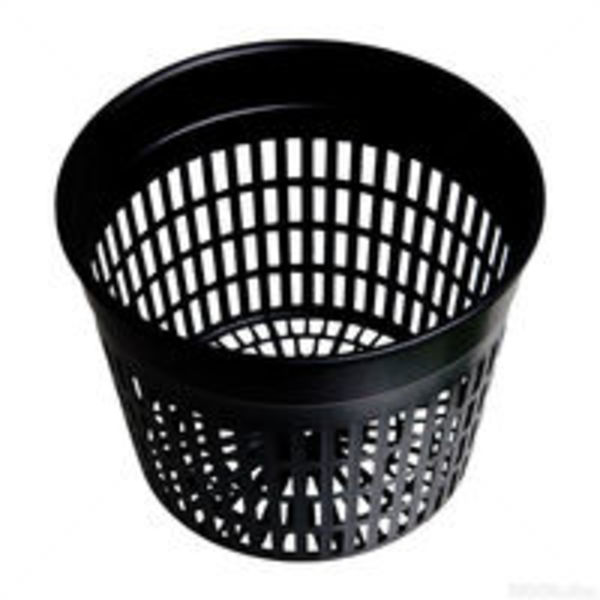 5 in. Plastic Net Pot Image