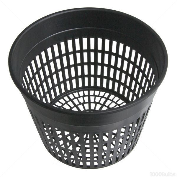 6 in. Plastic Net Pot Image