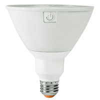 LED - PAR38 - 17 Watt - 1200 Lumens - 120W Equal - 40 Deg. Flood - 4000 Kelvin - Color Corrected CRI 90