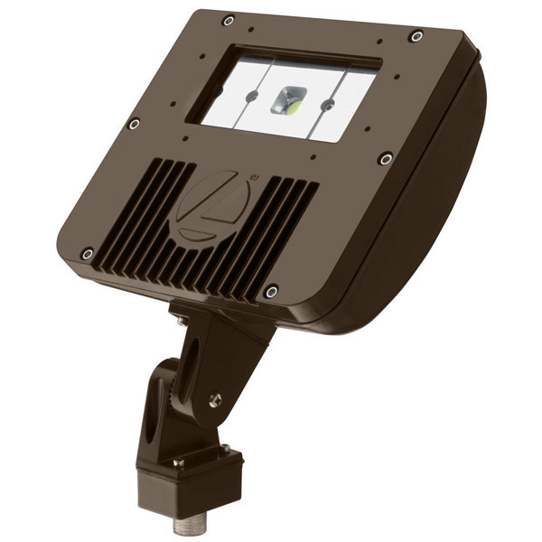 Lithionia DSXF1 LED 1 50K M4 - Mini LED Flood Light Fixture Image