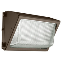 2100 Lumens - LED Wall Pack - 35 Watt - 150W MH Equal - 5000 Kelvin - 120-277V - Lithonia TWR1