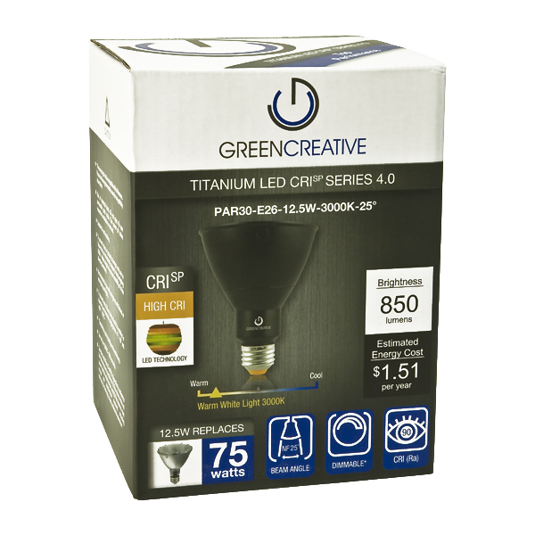 LED - PAR30 Long Neck - 12.5 Watt - 850 Lumens Image