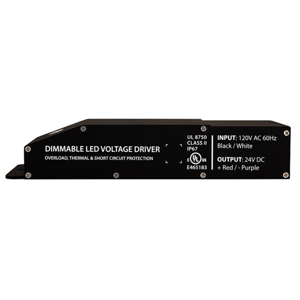 LED Driver - Dimmable - 24 Volt - 0-20 Watt Image