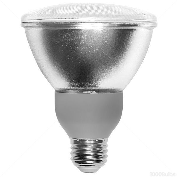 PAR30 CFL - 15 Watt - 45 Watt Equal - 4100 Kelvin - Cool White Image