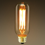 LED T45 Tubular Bulb - Color Matched For Incandescent Replacement Image