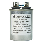 300VAC - Oil Filled Capacitor for HID Lighting Image