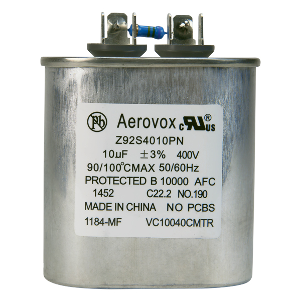 400VAC - Oil Filled Capacitor for HID Lighting Image