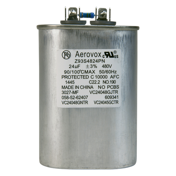 480VAC - Oil Filled Capacitor for HID Lighting Image