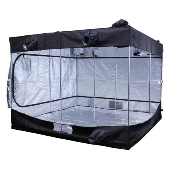 Fortress 730 Grow Tent Image  sc 1 st  1000Bulbs.com & Sun Hut 706666 - Large Indoor Greenhouse - Indoor Grow Tent