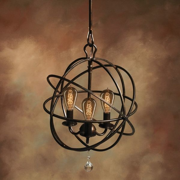 ST38 - Candelabra Base - Vintage Antique Light Bulb
