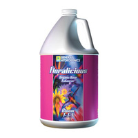 1 gal. - Floralicious Bloom - Yield Enhancer - Hydroponic Nutrient Solution - General Hydroponics 732190