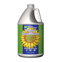 1 gal. - Liquid KoolBloom - Bloom Fertilizer - Hydroponic Nutrient Solution - General Hydroponics 732538