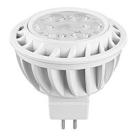 LED - 6.5 Watt - MR16 - 30W Equal - 5000 Kelvin - 80 CRI - 40 Deg. Flood