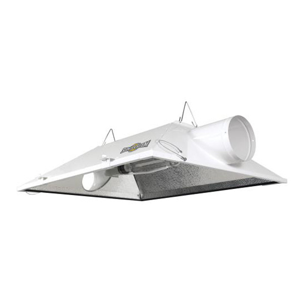 Dominator XXXL - 6 in. Air Cooled Reflector Hood Image