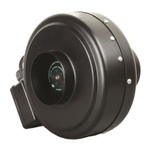 Hurricane Centrifugal Inline Fan - 4 in. Diameter Image