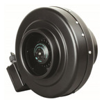 Hurricane Centrifugal Inline Fan - 6 in. Diameter Image