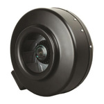 Hurricane Centrifugal Inline Fan - 8 in. Diameter Image