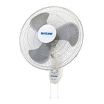 Hurricane Supreme Series Wall Mount Fan - 18 in. Diameter Image