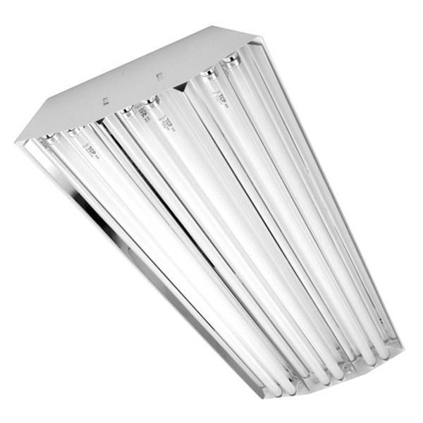T8 High Bay Fluorescent Light Fixture: PLT HBC632M23PMV-MDT4