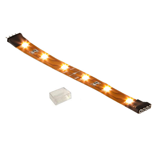 4 in. - 3000K Warm White - LED Tape Light - Dimmable - 12 Volt Image