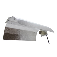 Compact Fluorescent Wing Reflector - Lamp Sold Separately - Mogul Socket with 8 ft. Power Cord Included - PLT SC-R943