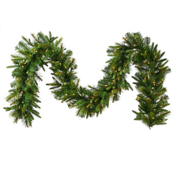 9 ft. Christmas Garland - Cashmere Pine Image