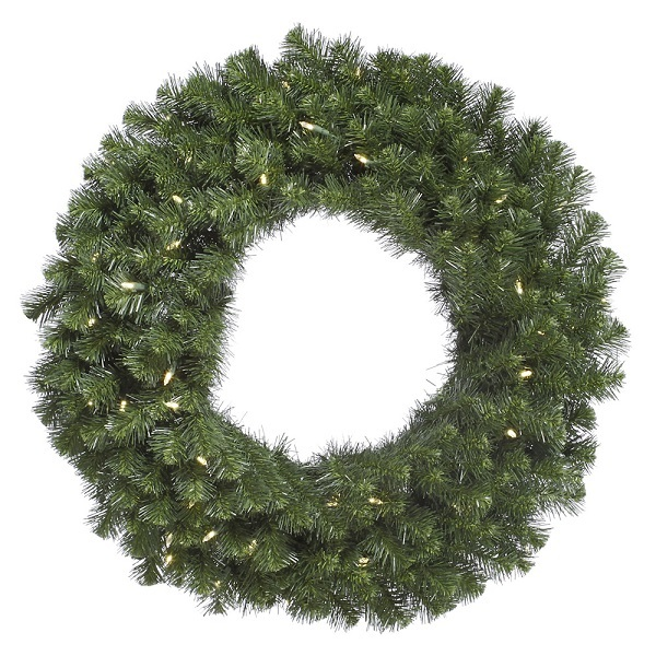 4 ft. - Douglas Fir - Christmas Wreath  Image