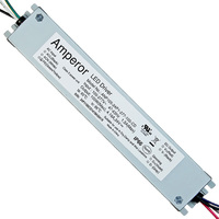 LED Driver - Operates 60/75/Operates up to 100 Watt - 15-24V Output - 4160mA Output Current - Dimmable with Constant Current LED's - 100-277VAC Input - Works With Constant Current and Constant Voltage LEDs