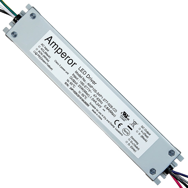 LED Driver - 25 Watt - 15-24V Output Voltage Image