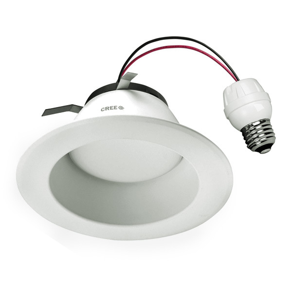 Cree drdl40572700912de261c100 115w led downlight 575 lumens retrofit led downlight 115w image aloadofball Image collections