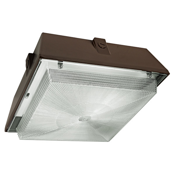 LED Canopy Light - 35 Watt - 165 Watt Metal Halide Equal Image
