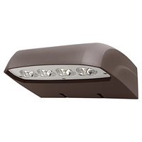 LED Wall Pack - 25 Watt - 2529 Lumens - 150W MH Equal - 4000 Kelvin - DLC Listed - 50,000 Life Hours - 120-277V - 10 Year Warranty