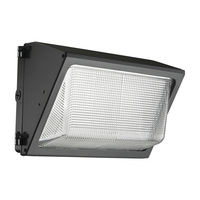 LED Wall Pack with Photocell - 59 Watt - 4875 Lumens - 320W MH Equal - 5000 Kelvin - 100,000 Life Hours - 120-277V - 5 Year Warranty