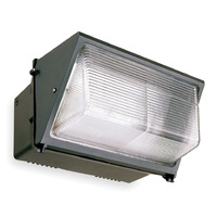 400 Watt - Pulse Start - Metal Halide - Wall Pack - 120-277 Volt - Lithonia TWR2 400M TB SCWA LPI