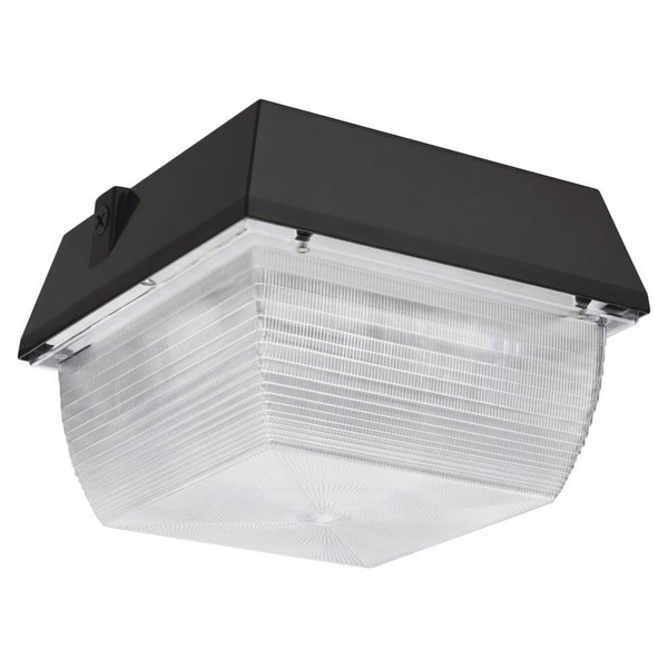 Lithonia VRC LED 1 50K MVOLT M2 - LED Canopy Image  sc 1 st  1000Bulbs.com & Lithonia VRC LED 1 50K MVOLT M2 - LED Canopy Light - 41 Watt