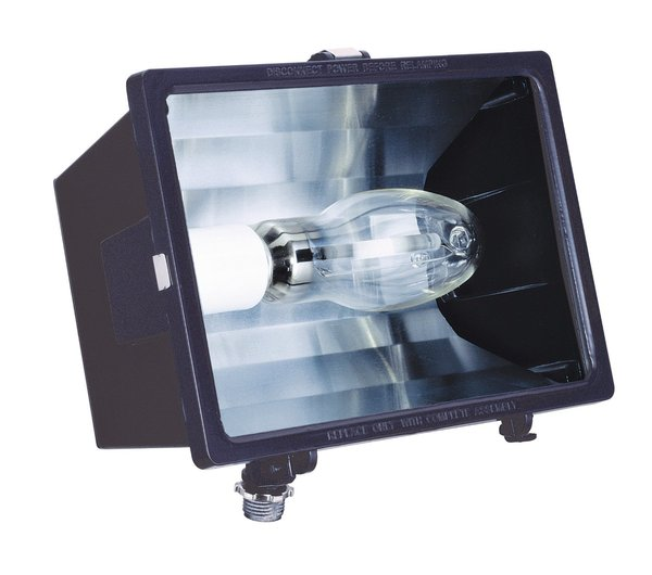 Metal Halide Lamps Hazardous Waste: 100W Metal Halide Flood Fixture